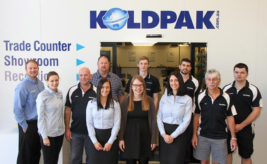 meet the koldpak team