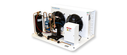 Frost-Condensing Unit