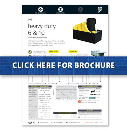 Heavy Duty Brochure