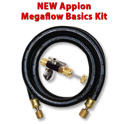 Appion - New Megaflow Basics Kit
