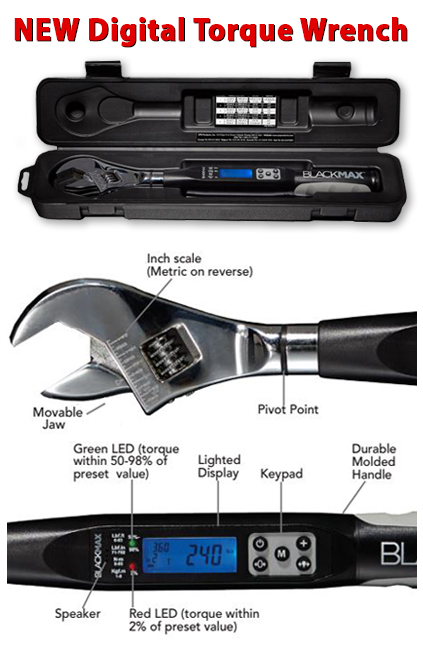 Digital Torque Wrench BTLDTW