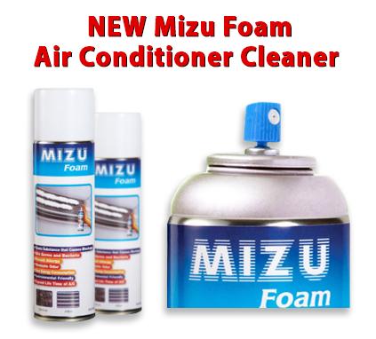 Cleaner Air Conditioner 500ml Mizu Foam