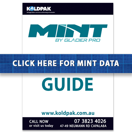 Click to view our range MINT Product Guide